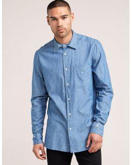 Anglomania Detachable Collar Shirt