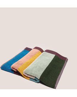 Medium Artist Stripe Beach Towel