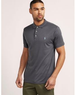 Slim Short Sleeve Polo Shirt