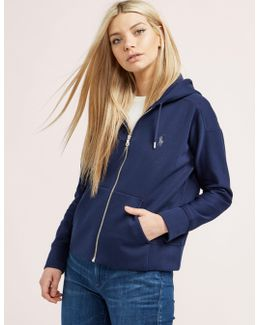 Fleece Full Zip Hoody