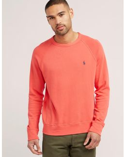 Cotton Terry Sweatshirt