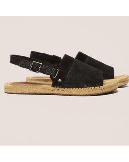 Isadora Snake Sandals