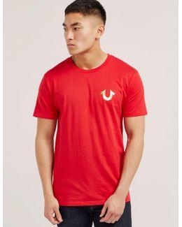 Buddha Puff Short Sleeve T-shirt