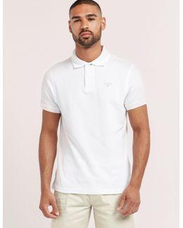 Tartan Pique Short Sleeve Polo Shirt