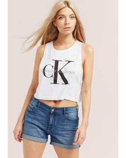 Tendal Crop Top