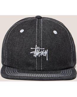 Stitch Denim Cap