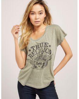 Wings Short Sleeve T-shirt