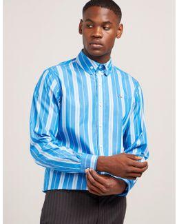 Bold Pinstripe Shirt