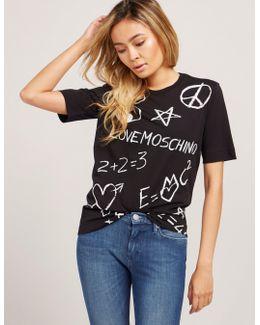 Doodle Short Sleeve T-shirt