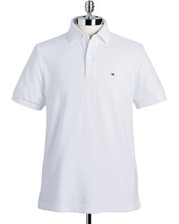 Ivy Custom Fit Polo