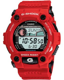 Men's G-shock Rescue Watch