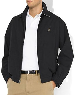 Bi Swing Microfiber Windbreaker