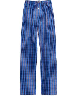 Harwich Plaid Pyjama Pants