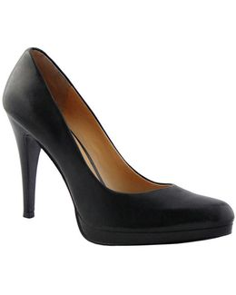 Rocha High Heel Platform Pump