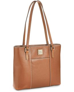 Lexington Leather Shopper