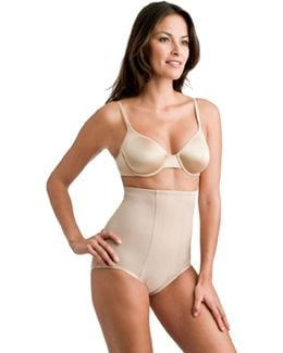 Shape With An Edge Hi Waist Extra Firm Control Brief