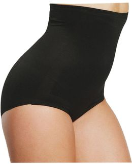 Real Smooth Hi Waist Brief