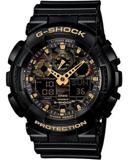Mens Gshock Oversized Anadigi Watch