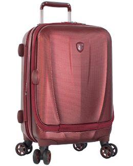 Vantage Smartluggage 21-inch Suitcase