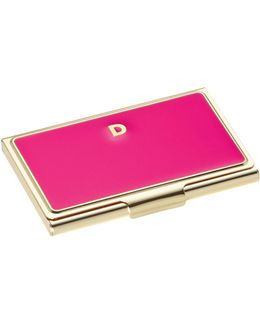 One In A Million Initial Business Cardholder D