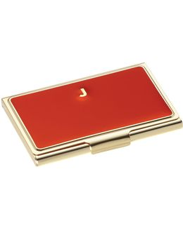 One In A Million Initial Business Cardholder J