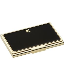One In A Million Initial Business Cardholder K