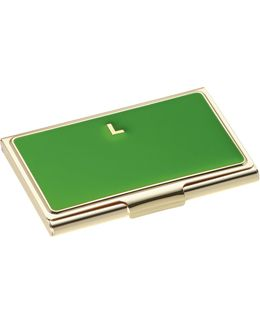 One In A Million Initial Business Cardholder L