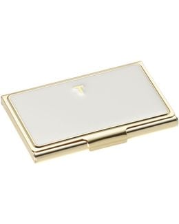 One In A Million Initial Business Cardholder T