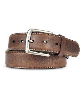 Aiden Leather Belt