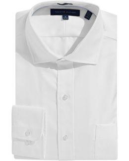 Egyptian Cotton Regular Fit Dress Shirt