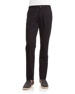 Straight Leg Chino Pants