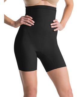 High Waisted Mid Thigh Shaper