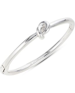 Crystal Knot Bangle