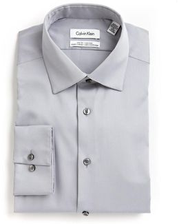 Solid Cotton Shirt