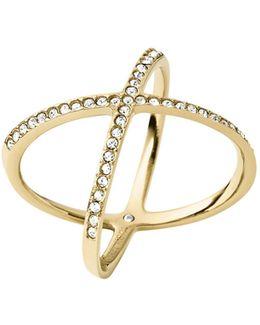 Semi-precious Stone Ring
