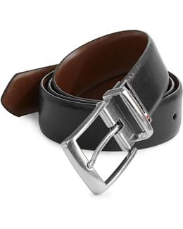 Signature Buckle Belt
