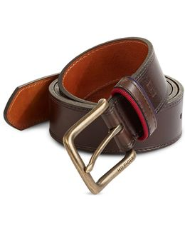 Ribbon Trim Belt