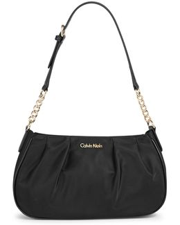 Florence Nylon Demi Shoulder Bag