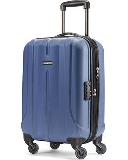 "Fiero 20"" Expandable Spinner Suitcase"