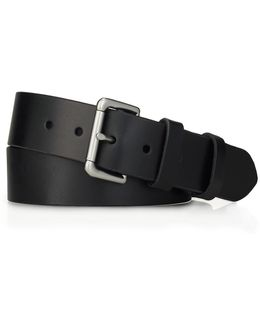 Officer's Leather Belt