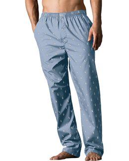 Printed Woven Pyjama Pants