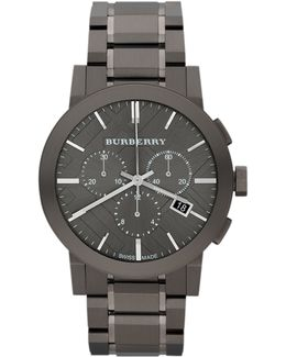 The City Tonal Chronograph Watch
