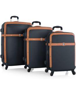 Heritage Three-piece Luggage Set