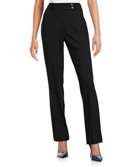 Curvy-fit Trouser Pants