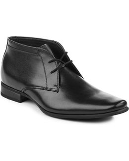 Desert Style Oxford Shoe