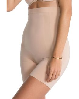 Oncore High-waisted Mid-thigh Shaper
