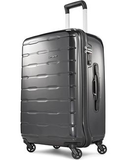 Spin Trunk 25-inch Spinner Suitcase