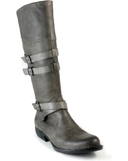 Odom Leather Riding Boots