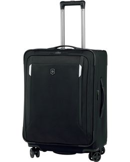 Werks Traveller 24 Inch Dual Caster Suitcase