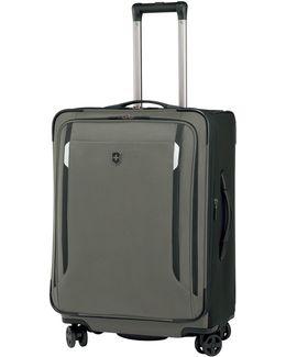 Werks Traveller 24 Inch Dual Caster Suitcase